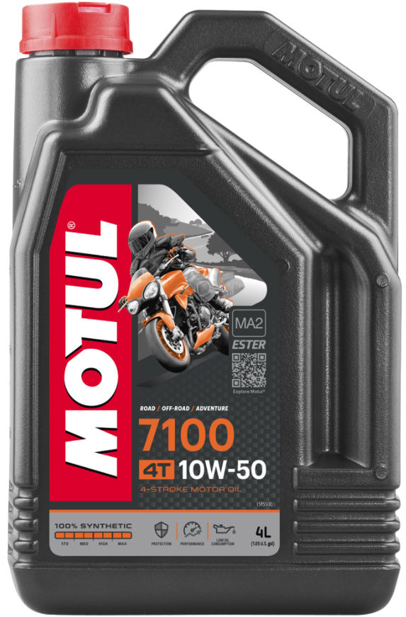 Motul 7100 10W-50 4T 4L