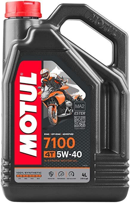 Motul 7100 4T 5W-40 4L