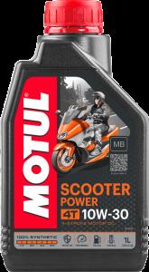 Motul SCOOTER Power 4T 10W-30 1L