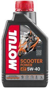 Motul SCOOTER Power 4T 5W40 1L