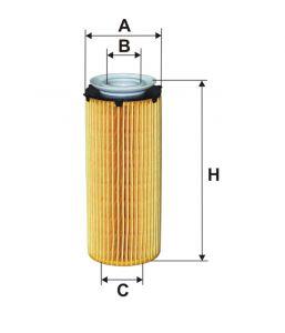 Olejový filtr FILTRON OE 672/3