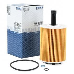 Olejový filtr MAHLE OX 188D