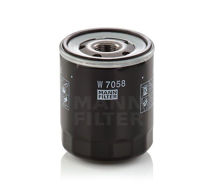 Olejový filtr Mann-Filter W 7058