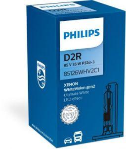 Philips WhiteVision gen2 85126WHV2C1 D2R P32d-3 85V 35W