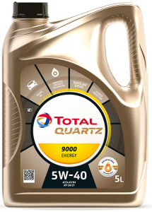 Total Quartz Energy 9000 5W-40 5L