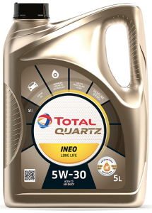 Total Quartz INEO LongLife 5W-30 5 l