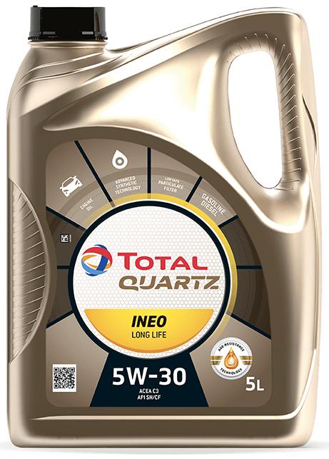 Total Quartz INEO LongLife 5W-30 5 l