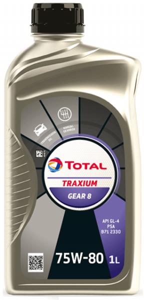 Total Transmission BV 75W-80 1L