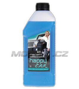 HAPPY CAR chladicí kapalina G11 1L