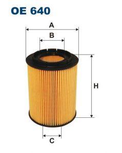 Olejový filtr Filtron OE 640