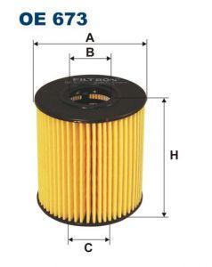 Olejový filtr Filtron OE 673