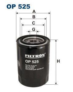 Olejový filtr Filtron OP 525