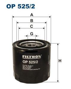 Olejový filtr Filtron OP 525/2