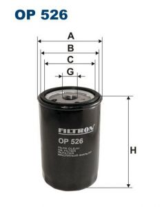 Olejový filtr Filtron OP 526