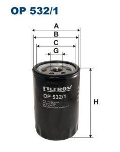 Olejový filtr Filtron OP 532/1
