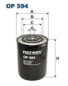 Olejový filtr Filtron OP 594