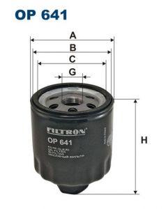 Olejový filtr Filtron OP 641