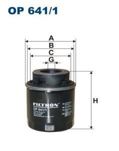 Olejový filtr Filtron OP 641/1