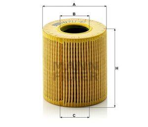 Olejový filtr Mann-Filter HU 711/51 x