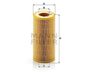 Olejový filtr Mann-Filter HU 719/6 x