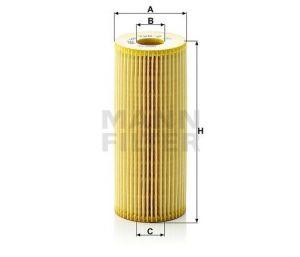 Olejový filtr Mann-Filter HU 726/2 x