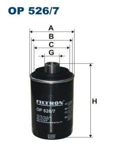 Olejový filtr Filtron OP 526/7