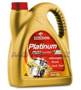 Platinum MaxExpert V 5W-30 4L