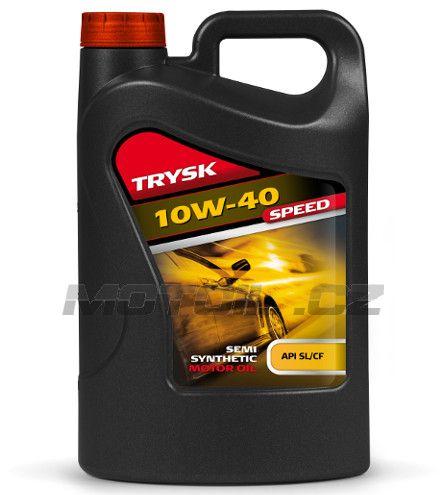 Paramo TRYSK SPEED 10W-40 4L