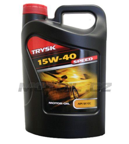 Paramo TRYSK SPEED 15W-40 4L