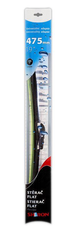 SHERON stěrač flat 475 mm