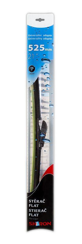 SHERON stěrač flat 525 mm