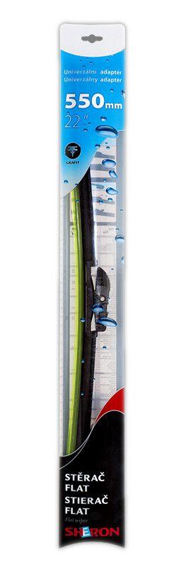 SHERON stěrač flat 550 mm
