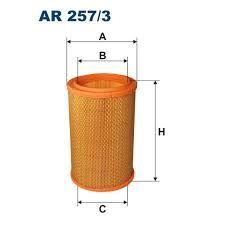Vzduchový filtr Filtron AR 257/3