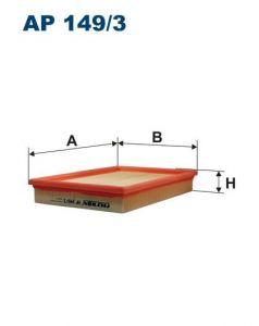 Vzduchový filtr Filtron AP 149/3