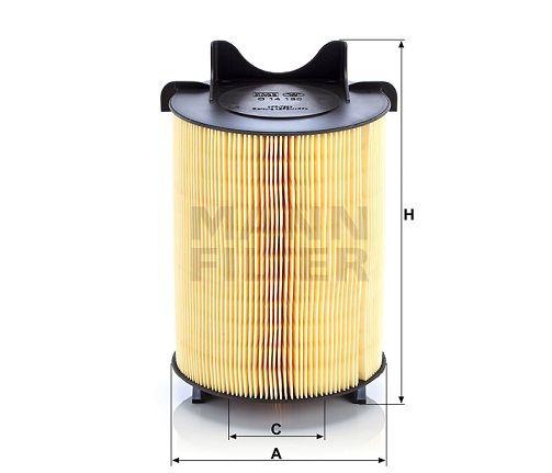 Vzduchový filtr Mann-Filter C 14 130