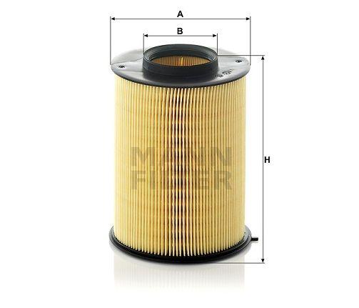 Vzduchový filtr Mann-Filter C 16 134/1