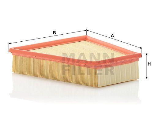 Vzduchový filtr Mann-Filter C 2295/2