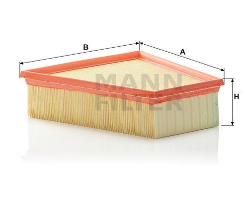 Vzduchový filtr Mann-Filter C 2295/3