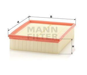 Vzduchový filtr Mann-Filter C 26 168