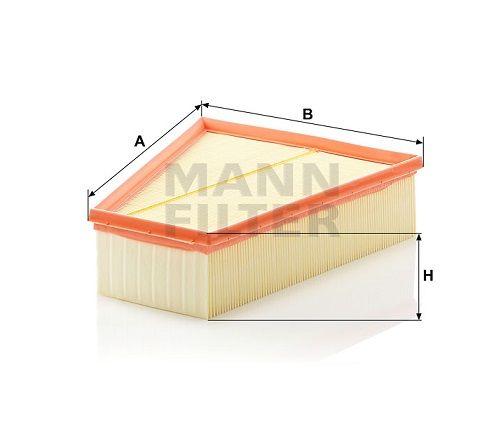 Vzduchový filtr Mann-Filter C 30 161