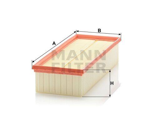 Vzduchový filtr Mann-Filter C 35 154