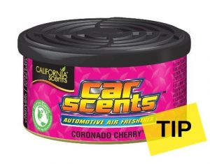 California Scents Car Scents Višeň