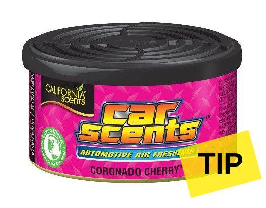 California Scents Car Scents Višeň
