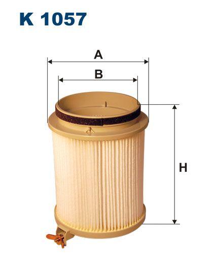 Kabinový filtr Filron K 1057 Filtron