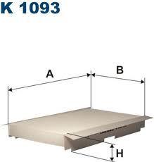 Kabinový filtr Filtron K 1093