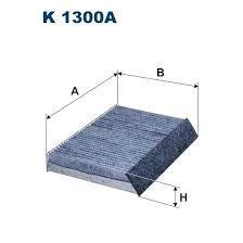Kabinový filtr Filtron K 1300A