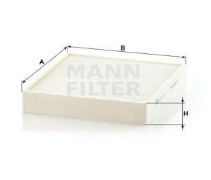 Kabinový filtr Mann-Filter CU 26 010