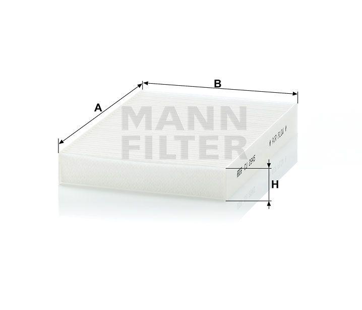 Kabinový filtr Mann-Filter CU 2945