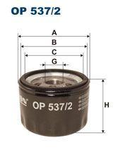 Olejový filtr Filtron OP 537/2