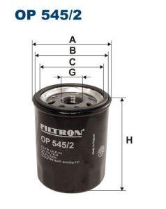 Olejový filtr Filtron OP 545/2